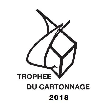 Trophée du cartonnage 2018